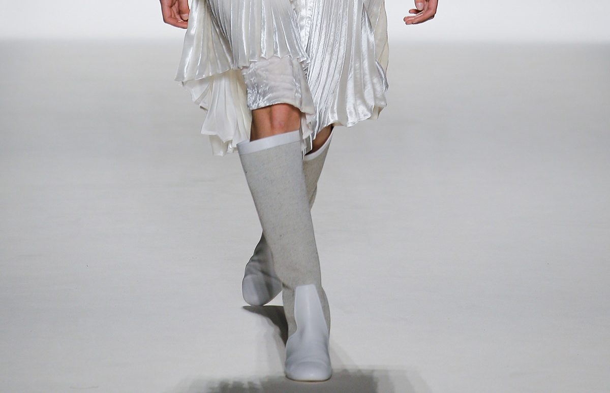 Victoria Beckham shoes spring 2017