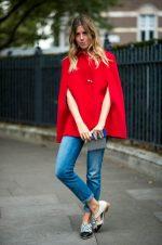Best Street Styles At London Fashion week Spring Summer 2017