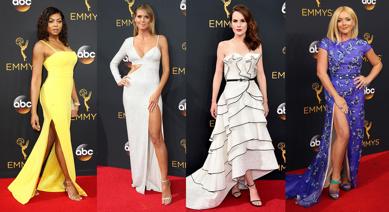 Best Red Carpet Shoes at Emmy 2016 Awards