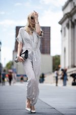 Street Styles New York Fashion Week Spring 2017