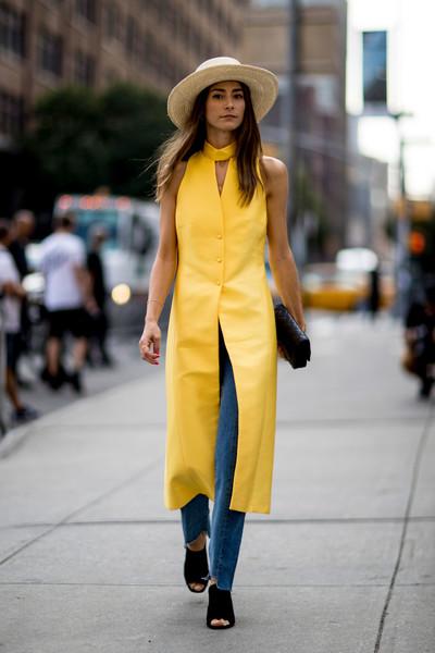 Street Styles New York Fashion Week Spring 2017 Chiko Shoes Blog