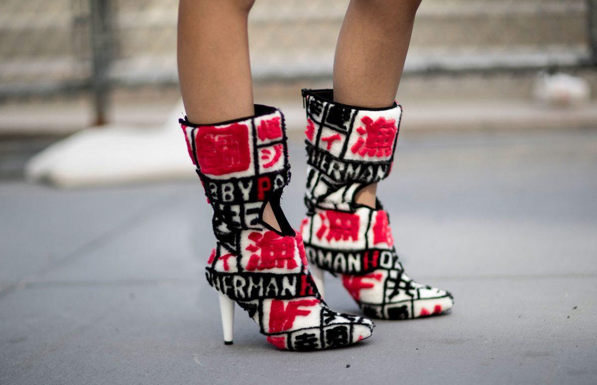 Street Shoes New York Fashion Week Spring Summer 2017