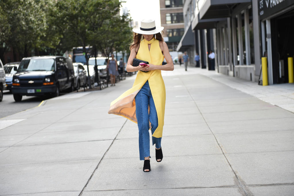 Street Styles New York Fashion Week Spring 2017