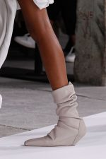 Rick Owens shoes spring summer 2017