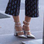 Street shoes at Milan fashion Week Spring Summer 2017