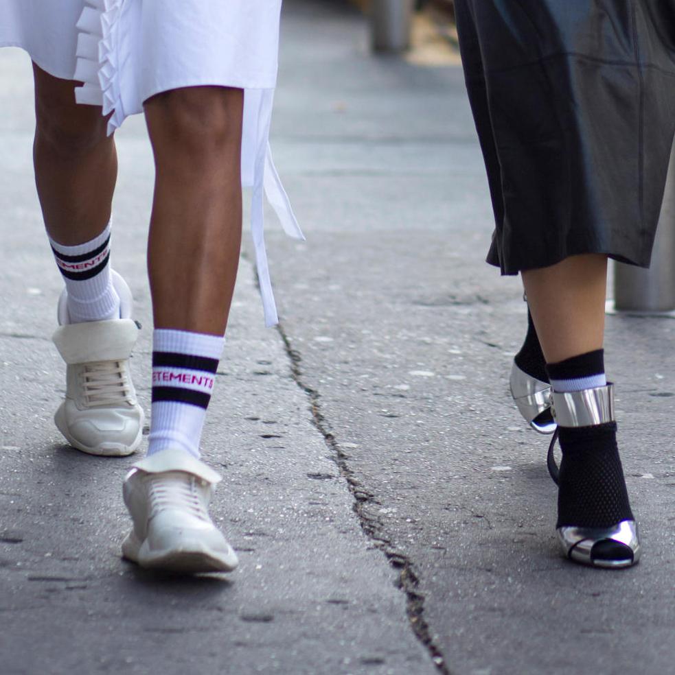 Best Street Shoes At Milan Fashion Week Spring Summer 2017