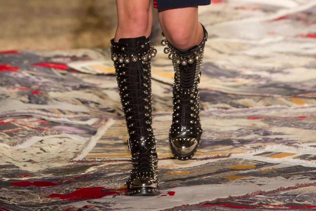 Alexander McQueen Shoes Spring Summer 2017
