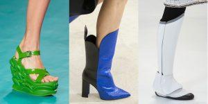 Best Runway Shoes At Paris fashion week spring summer 2017