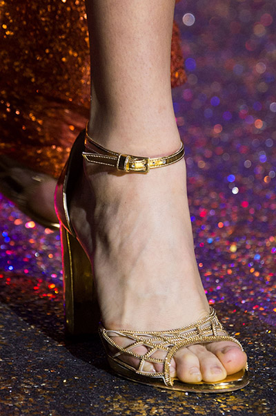elie saab shoes spring summer 2017 at paris fashion week