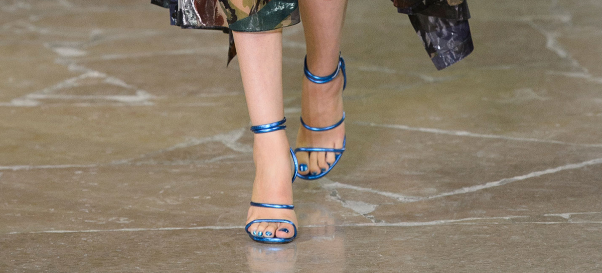 Kenzo Shoes Spring Summer 2017