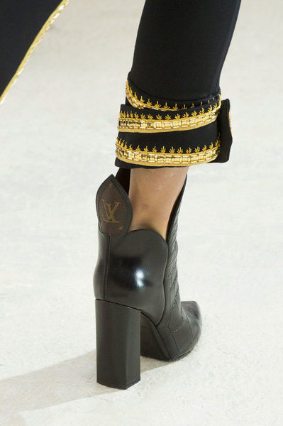 louis vuitton shoes spring summer 2017 at paris fashion week