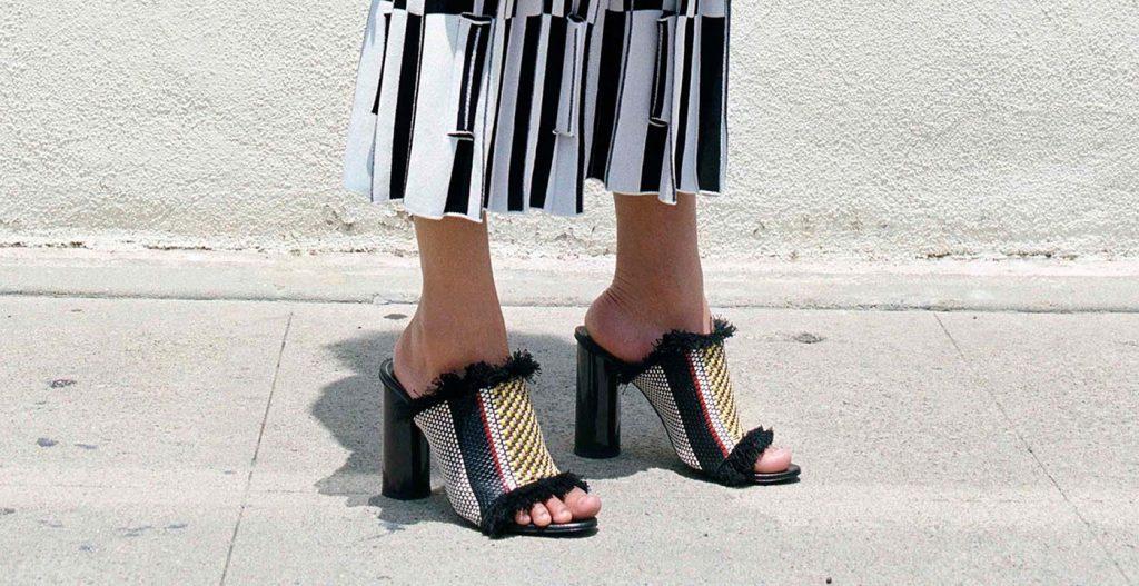 Proenza Schouler Shoes Resort 2017