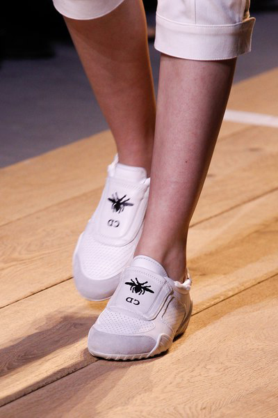 Christian Dior Shoes Spring Summer 2017 At Paris Fashion Week