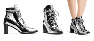 Gigi Hadid Designed See-now-buy-now Ankle Boots For Stuart Weitzman