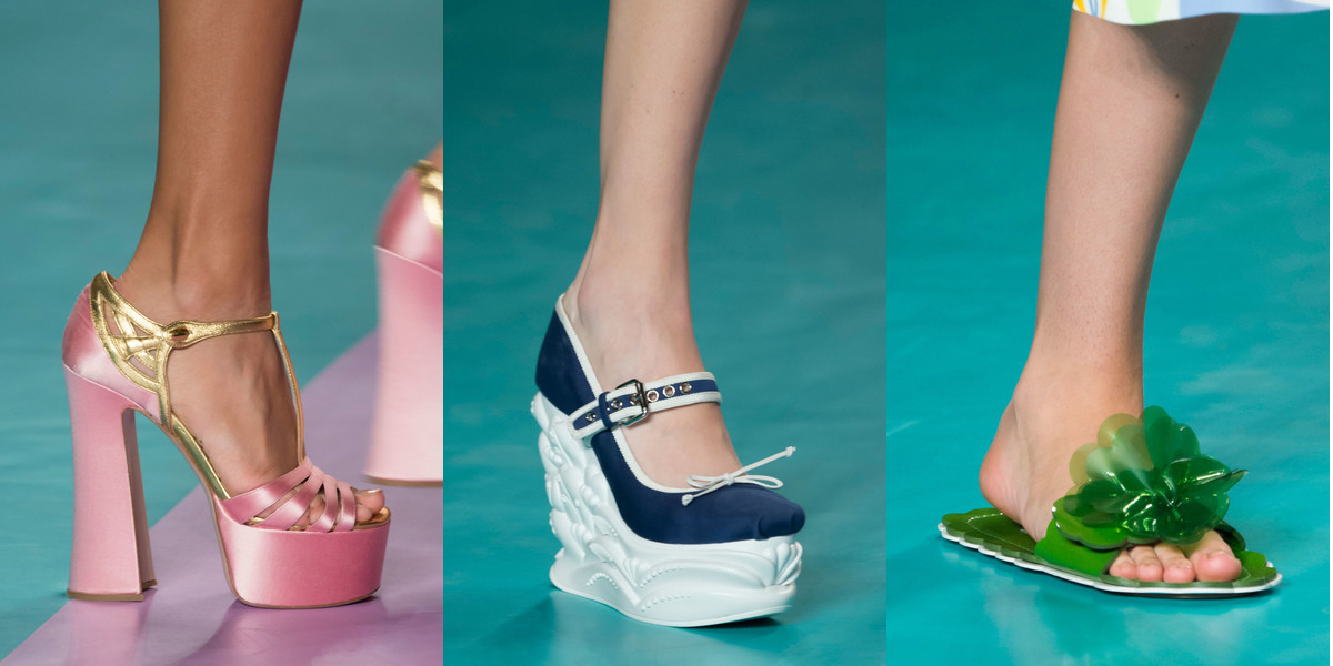 Miu Miu shoes spring summer 2017