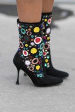 Street Shoes At Paris Fashion Week Spring Summer 2017