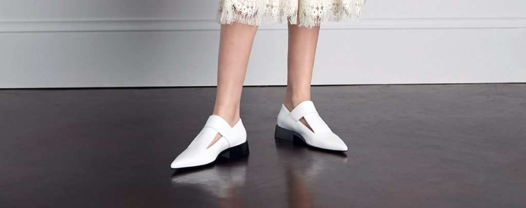Victoria Beckham Shoes Resort 2017