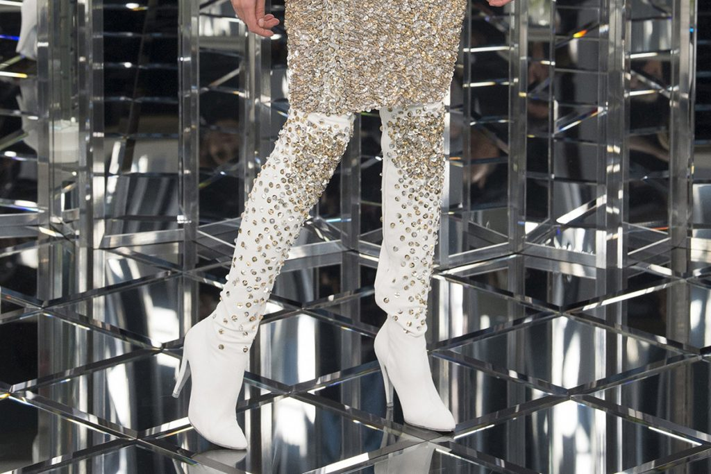 Chanel Shoes Haute Couture Spring 2017