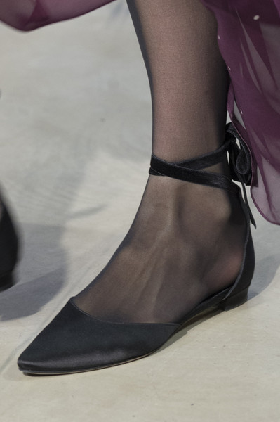 Carolina Herrera shoes fall winter 2017/2018
