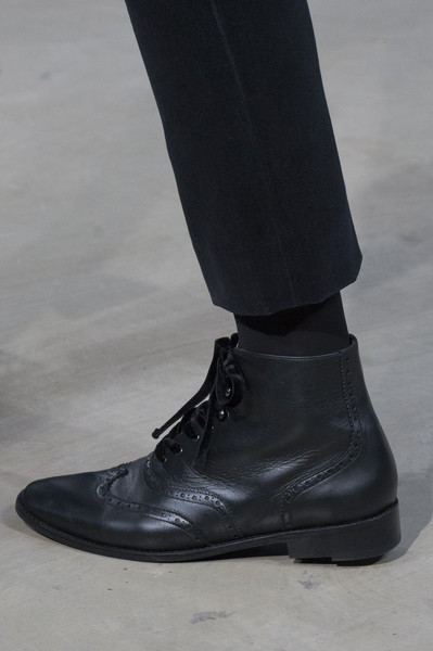 Carolina Herrera shoes fall winter 2017/2018