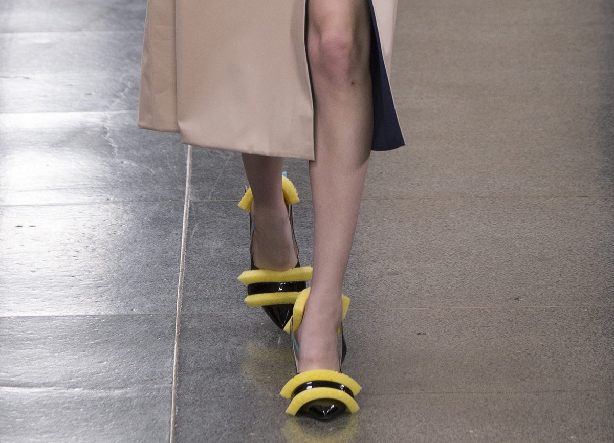 Christopher Kane Shoes Fall Winter 2017/2018