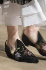 Erdem Shoes Fall Winter 2017/2018
