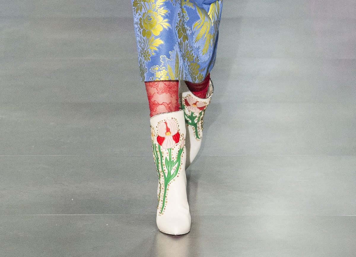 Gucci Shoes Fall Winter 2017/2018