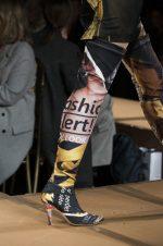 Moschino shoes fall winter 2017/2018