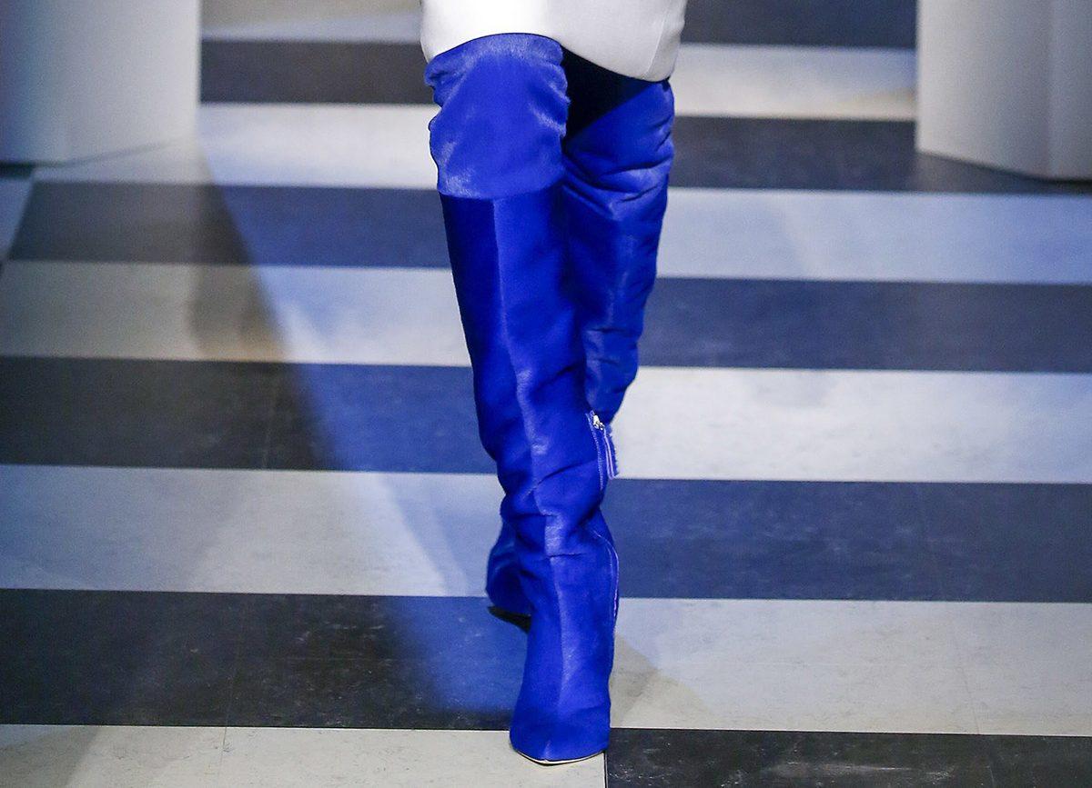 Oscar de la Renta Shoes Fall Winter 2017/2018