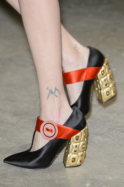 Prada Shoes – Fall/Winter 2012-2013