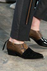 Proenza Schouler shoes fall winter 2017/2018