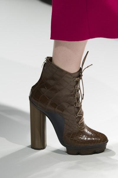 Salvatore Ferragamo shoes fall winter 2017/2018