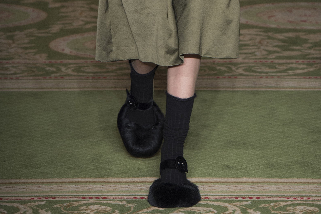 Simone Rocha Shoes Fall Winter 2017/2018