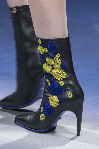 versace shoes fall winter 2017  2018