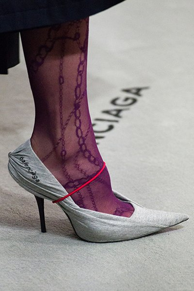 balenciaga shoes fall winter 2017  2018