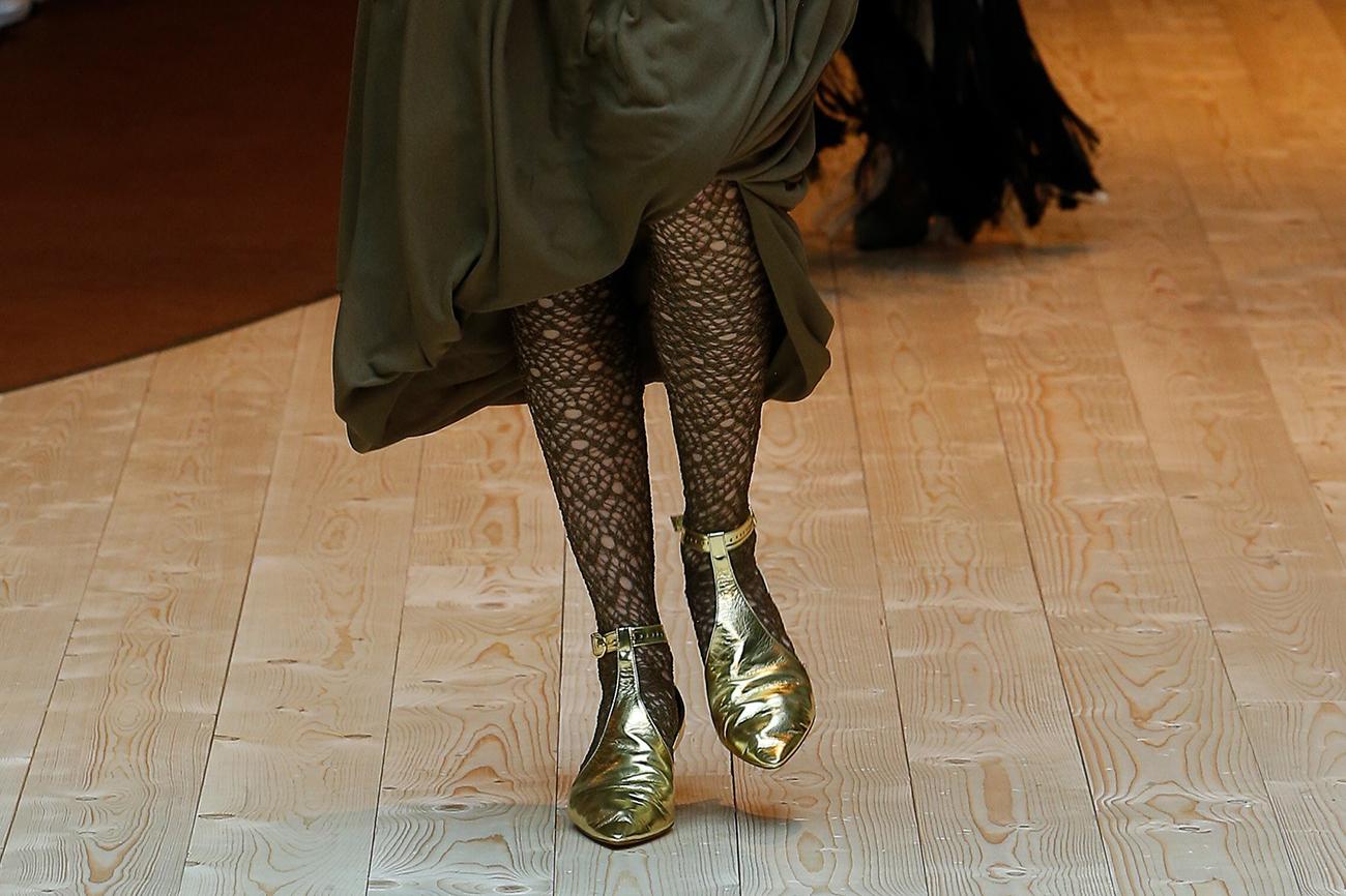 Céline shoes fall winter 2017/2018