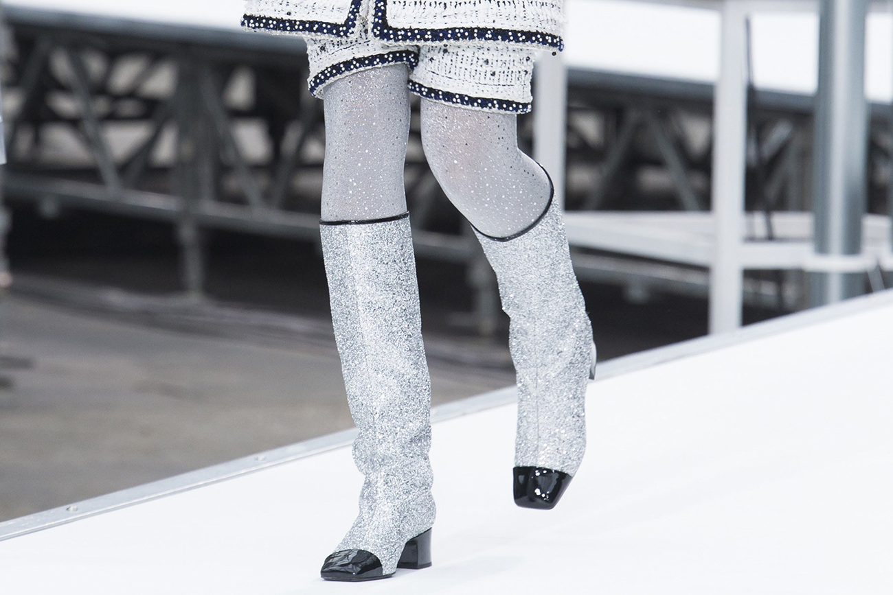 Chanel Shoes Fall Winter 2017/2018
