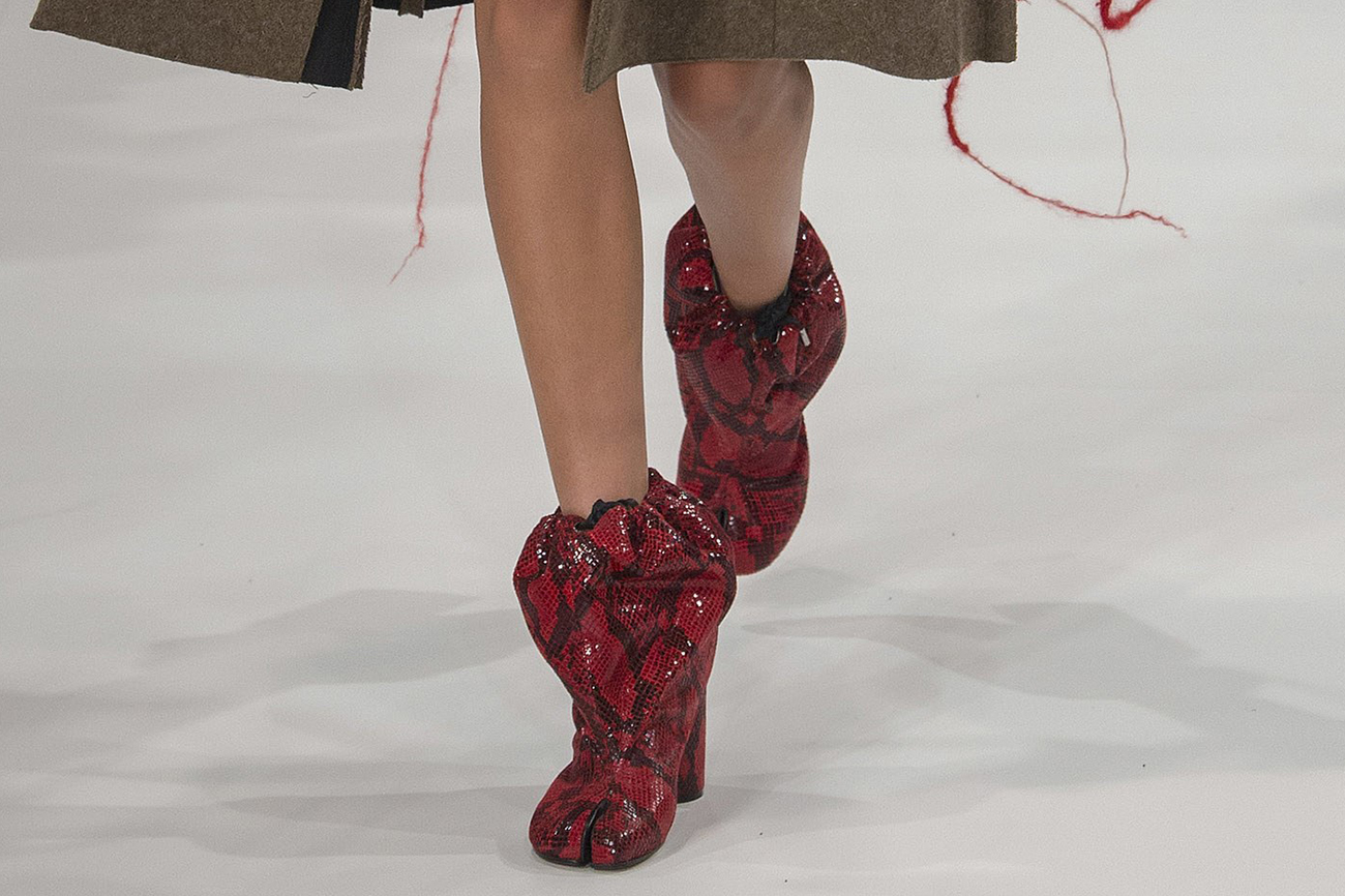 Maison Margiela Shoes Fall Winter 2017/2018