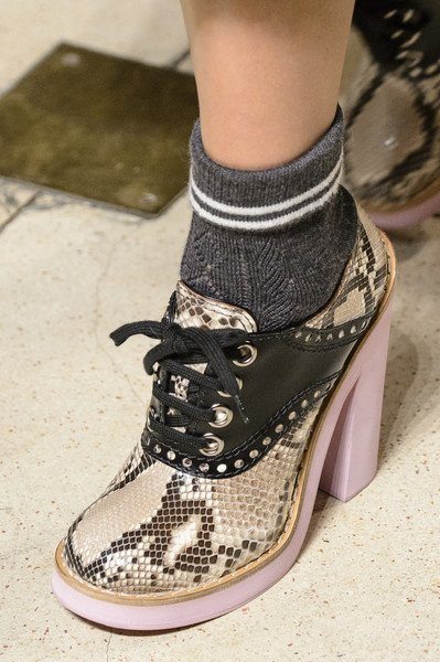 miu miu shoes fall winter 2017  2018