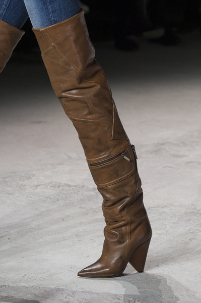 saint laurent shoes fall winter 2017  2018