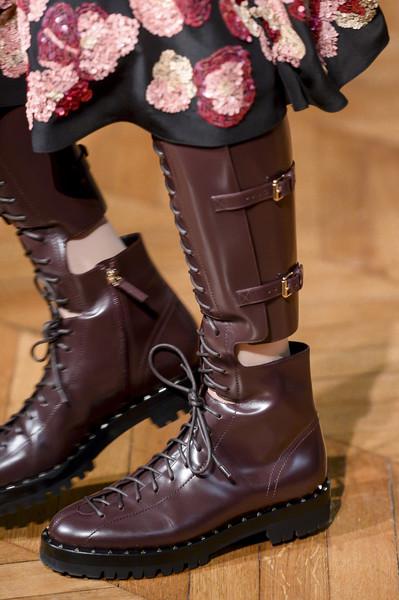 valentino shoes fall winter 20172018 at paris fashion