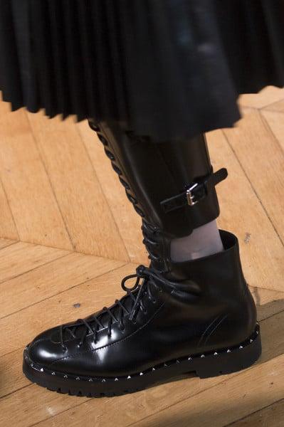 Valentino Shoes Fall Winter 2017 2018 At Paris Fashion