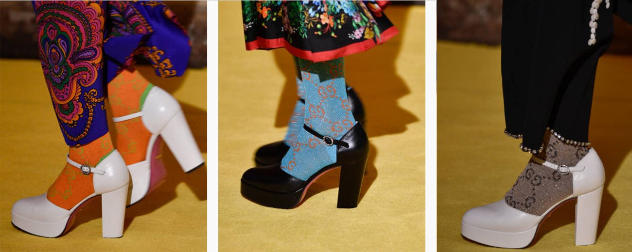 Gucci Shoes Cruise 2018