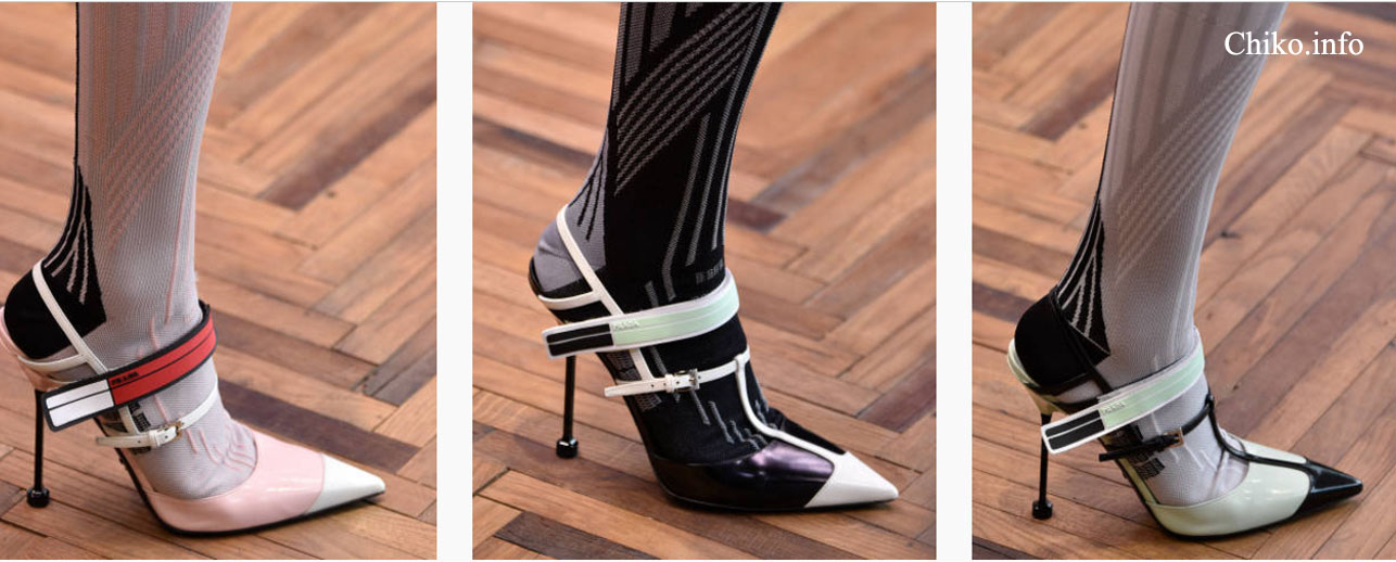 Prada Shoes Resort 2018