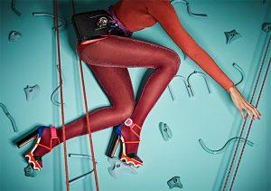 Christian Louboutin Athleisure Sporty High Heels