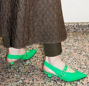 Victoria Beckham Shoes Resort 2018