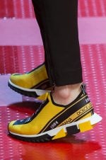 Dolce & Gabbana Men Shoes Spring 2018