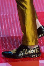 Dolce & Gabbana Men Shoes Spring 2018