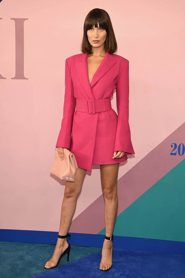CFDA Fashion Awards 2017 Shoes Of Fashion it Girls