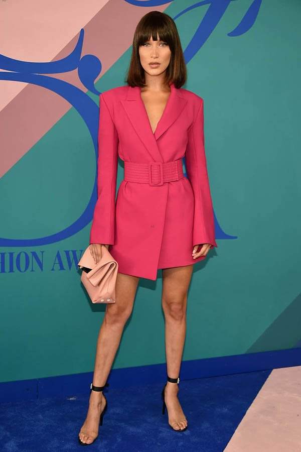 CFDA Fashion Awards 2017 Shoes Of Fashion it Girls